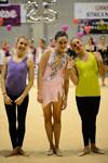 Liubou, Arianna e Sarah