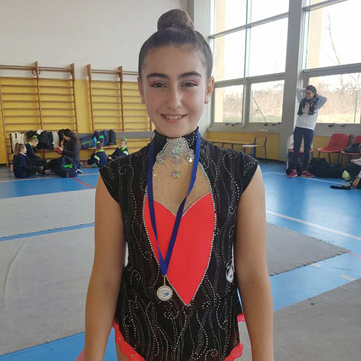 Beatrice, Silver 4a divisione, 5a classificata